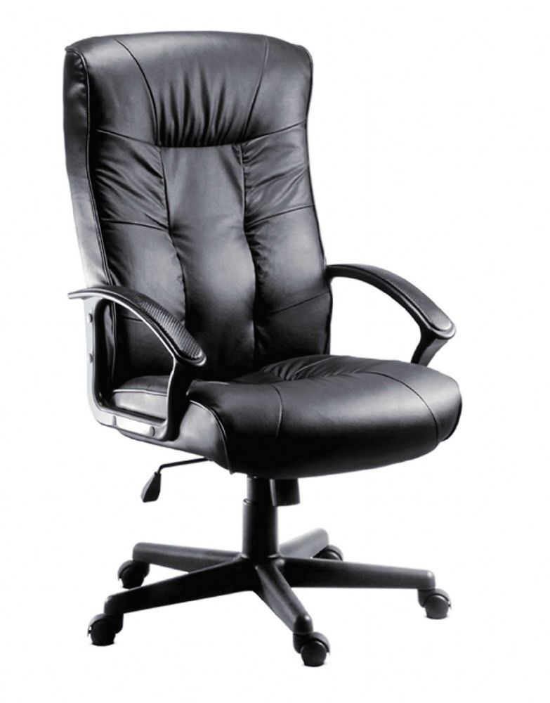 TEKNIK GLOUCESTER Executive High Back Chair In Black